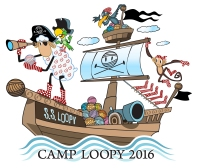 Loopy Pirate Art 2016